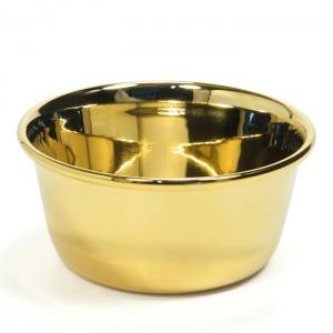 Чаша для бритья металлическая OMEGA, арт.231/DO