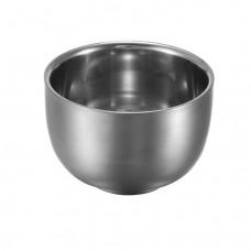 Чаша для бритья металлическая KURT, арт. К_40004S