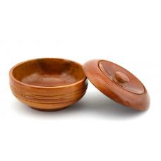 Чаша для бритья деревянная KURT, арт. К_40005