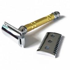 Т-образный станок для бритья PARKER, арт. 69CR (Convert ible)